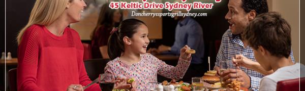 Best Family Restaurant in Sydney NS