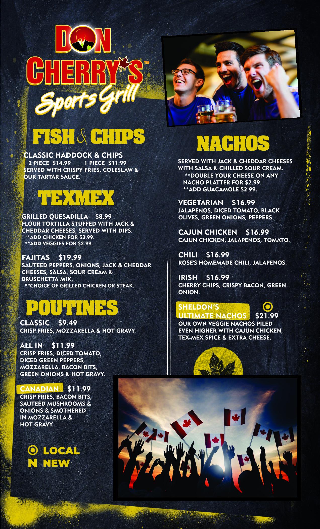 fish-texmex-poutine-nachos